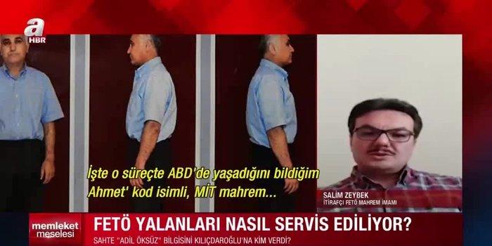 İhanet trafiğini kim yönetti? CHP FETÖ'nün 'Adil Öksüz' yalanına nasıl ortak oldu? A Haber'de flaş sözler 15