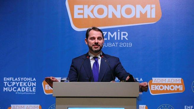 Bakanı Albayrak'tan faiz açıklaması