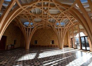 Başkan Erdoğan Cambridge Camii'nin açılışını yapacak! Avrupa'nın ilk çevre dostu camisi olacak!