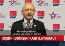 Kılıçdaroğlu hiçbir iddiasını kanıtlayamadı