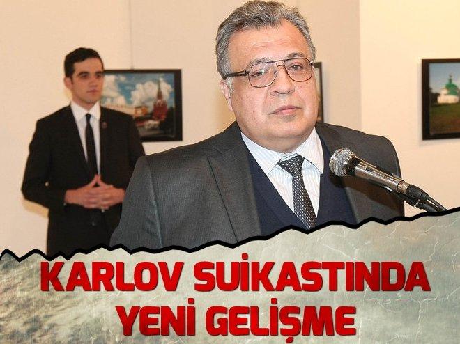 KARLOV'UN ÖLDÜRÜLMESİNİ İLİŞKİN BİR KİŞİ DAHA TUTUKLANDI