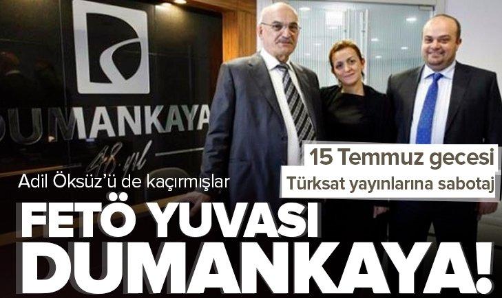 Son dakika: Dumankaya yöneticisi hain gecede Türksat yayınlarını kesmeye çalıştığı ortaya çıktı!