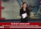 Son dakika: İdlib'de acı haber 5 asker şehit oldu  Video
