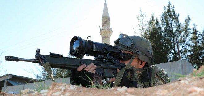 NUSAYBİN'DE ÇATIŞMA: 2 ÜST DÜZEY PKK'LI ÖLDÜRÜLDÜ