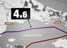 Son dakika: İstanbul Valiliği'nden deprem açıklaması |Video son depremler