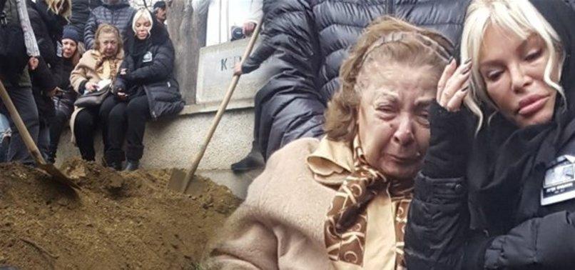 BÜLENT ERSOY'LA ÖLÜM BİLE BARIŞTIRAMADI!