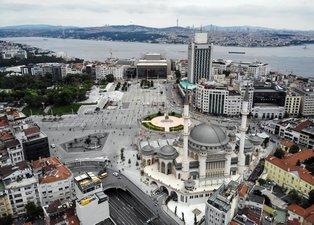 Taksim'in yeni silüeti! AKM inşaatında sona doğru