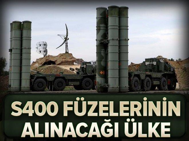 BAKAN FİKRİ IŞIK'TAN S400 AÇIKLAMASI