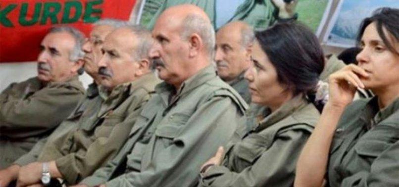 PKK ELEBAŞLARI ARASINDA ÖLÜME VARAN KAVGA