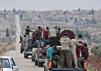AFP'nin Afrin kaynağı, bakın kim çıktı!