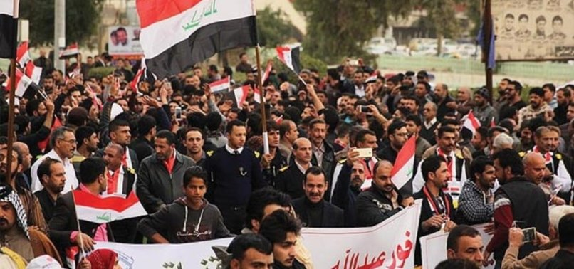 IRAK'TA GERİLİM ARTIYOR! ŞEHİRDE İNTERNET ERİŞİMİ KESİLDİ
