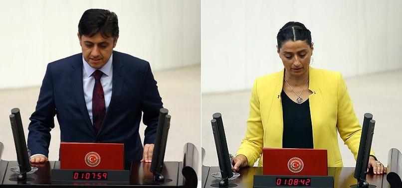 TERÖRİST CENAZESİNE KATILAN HDP'Lİ İKİ İSİM HAKKINDA SORUŞTURMA!