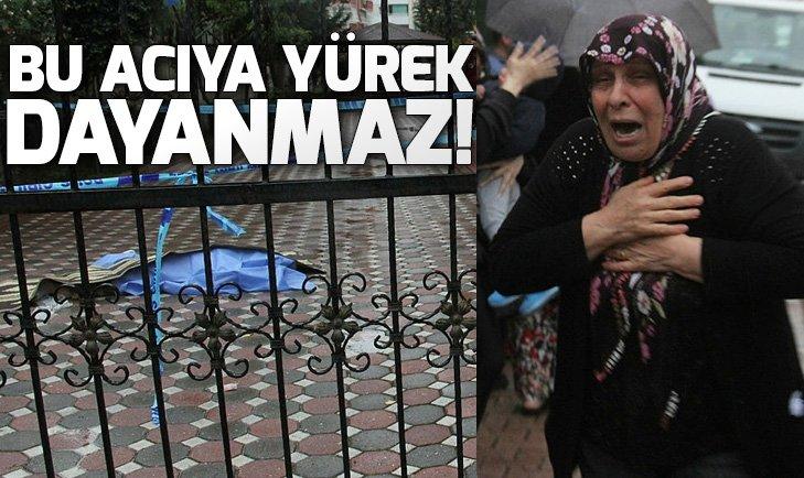 ADANA ÇUKUROVA'DA YÜREKLERİ YAKAN OLAY!