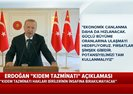 Son dakika: Başkan Erdoğan'dan flaş kıdem tazminatı açıklaması: Birilerinin insafına bırakılmayacak |Video