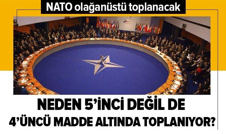 NATO'NUN 4. VE 5. MADDELERİ NELER?
