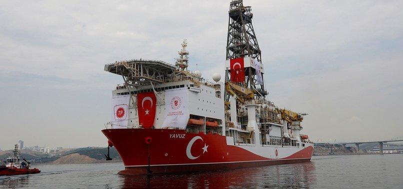 TÜRKİYE'DEN AB'YE DOĞU AKDENİZ TEPKİSİ!