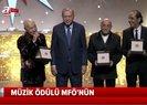 Başkan Erdoğan ödülleri kendi elleriyle takdim etti