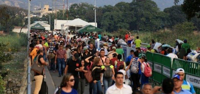 VENEZUELA'DA ÇATIŞMA İDDİASI!