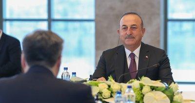 Son dakika: Yunanistan ile istişari görüşmeler! Bakan Çavuşoğlu'ndan önemli açıklamalar