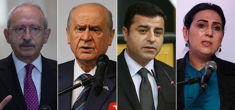 MİLLETVEKİLLERİNE 'DOKUNMADA' SÖZ YARGIDA