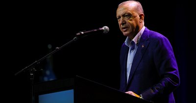 Başkan Recep Tayyip Erdoğan'dan ABD'de canlı yayında son dakika açıklamaları