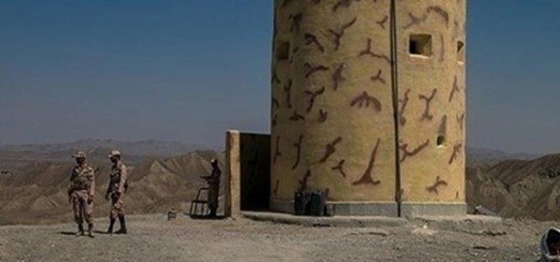 İRAN'DA SINIR KULESİNE SALDIRI
