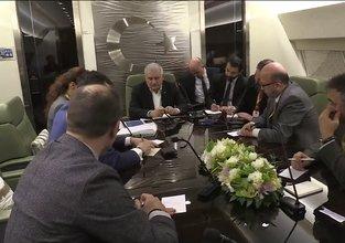 Başbakan Yıldırım, Almanya dönüşü gazetecilere konuştu