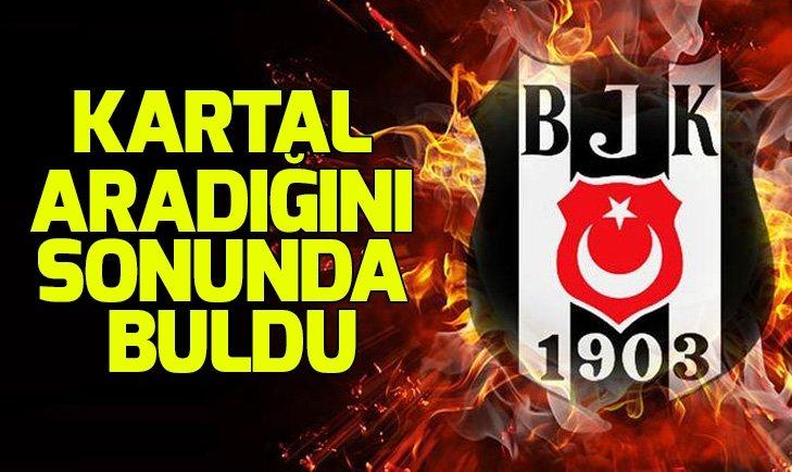 BEŞİKTAŞ'TA FLAŞ SOL BEK HAMLESİ!