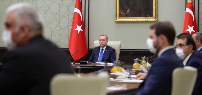 Son dakika: Başkan Erdoğan'dan İzmir depremi ve koronavirüs tedbirleri açıklaması