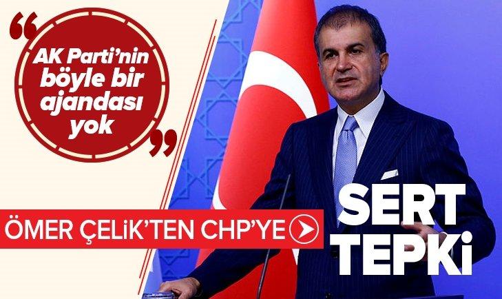 AK Parti MYK sonrası önemli açıklamalar