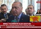 Başkan Erdoğan'dan 'İstanbul adayı' açıklaması