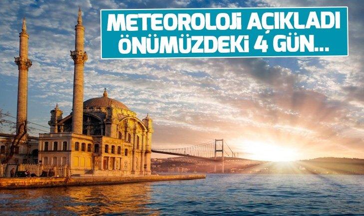 METEOROLOJİ'DEN İSTANBUL VE ANKARA AÇIKLAMASI