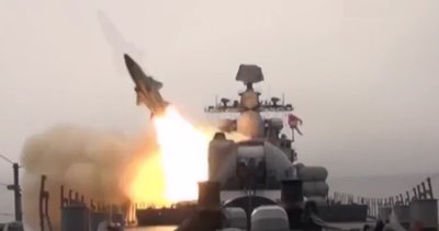 Rusya'dan yeni füze denemesi |Video