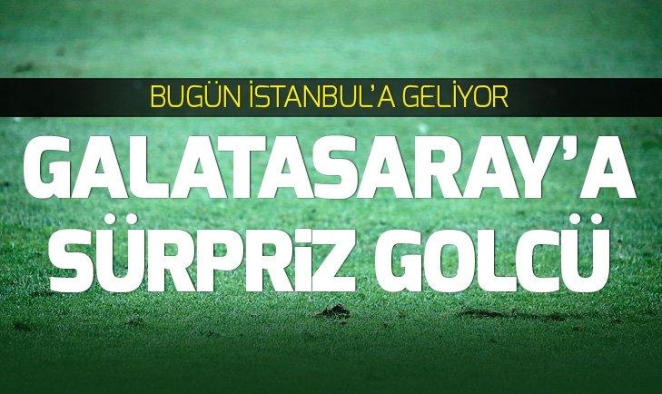GALATASARAY'IN GOLCÜSÜ GELİYOR! TERİM ONAY VERİRSE...