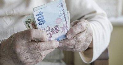Emekli maaş farkları hesaplarda! Memur emeklisi maaş farkı ne kadar? İşte emekli maaşı fark tablosu