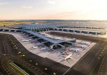 İstanbul Havalimanı'ndan güzel haber! Aşılanma oranı yüzde 99