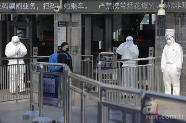 Wuhan'la ilgili korkunç iddia! Her gün 2000 ceset yakıldı