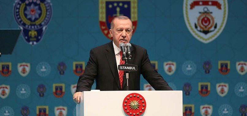 BAŞKAN ERDOĞAN'DAN TÜSİAD'A SERT TEPKİ