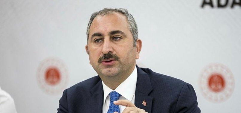 Son dakika: Adalet Bakanı Abdulhamit Gül'den ABD'ye Metin Topuz yanıtı