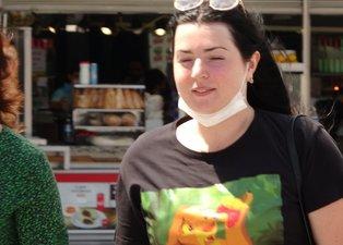 Taksim'de tedirgin eden görüntüler: Kurallar hiçe sayılıyor