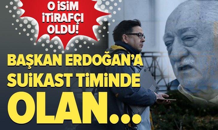 FETÖ FİRARİSİ ARSLAN'IN YEĞENİ İTİRAFÇI OLDU!