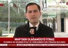 Son dakika! MHP YSK'ya İstanbul seçimlerinin iptali için başvurdu