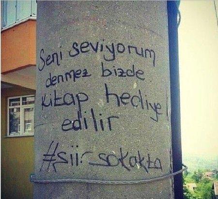 Türk işi duvar yazıları