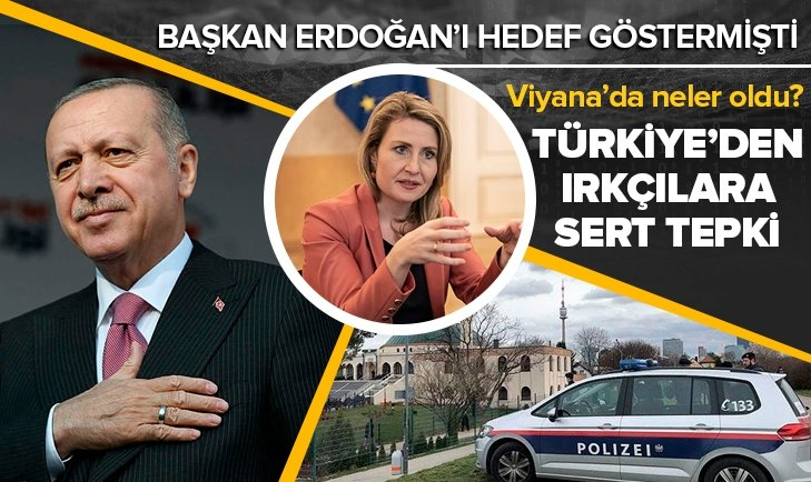 Türkiye'den Avusturyalı bakana sert tepki! Kabul edilemez