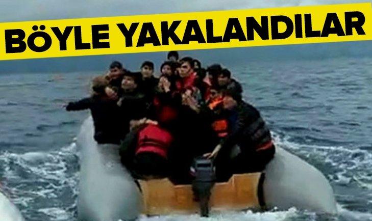 İHBAR GELDİ, BÖYLE YAKALANDILAR!