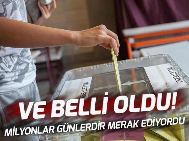 24 Haziran seçimlerinde nerede oy kullanacaksınız?