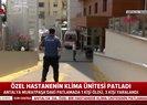 Antalya'da hastanede patlama! Ölü ve yaralılar var |Video