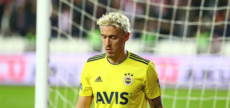 Fenerbahçeli Max Kruse'den olay yaratan paylaşım!