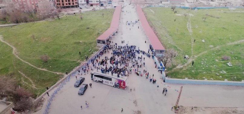 HDP'YE DİYARBAKIR'DA SOĞUK DUŞ!