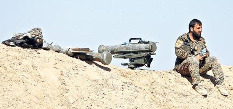 VE YPG'DE O SİLAH DA GÖRÜNTÜLENDİ!